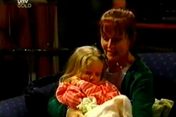 Emily Hancock, Susan Kennedy in Neighbours Episode 3638