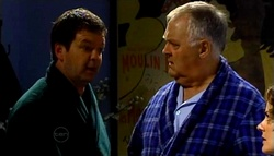 David Bishop, Harold Bishop, Liljana Bishop in Neighbours Episode 4698