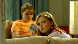 Bree Timmins, Janae Timmins in Neighbours Episode 4698