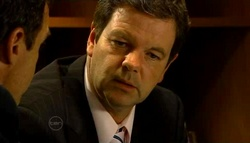 Paul Robinson, David Bishop in Neighbours Episode 4698