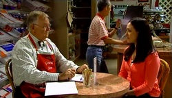 Harold Bishop, Gabrielle Walker in Neighbours Episode 4699