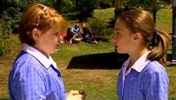 Bree Timmins, Sky Mangel, Boyd Hoyland, Summer Hoyland in Neighbours Episode 4699