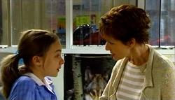 Summer Hoyland, Susan Kennedy in Neighbours Episode 4699