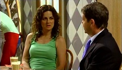 Liljana Bishop, David Bishop in Neighbours Episode 4699