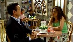 Paul Robinson, Liljana Bishop in Neighbours Episode 4699