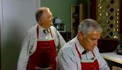 Harold Bishop, Lou Carpenter in Neighbours Episode 4700