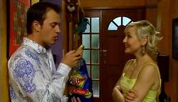 Stuart Parker, Sindi Watts in Neighbours Episode 4700