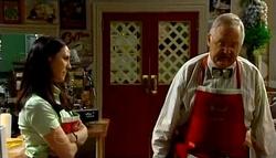 Gabrielle Walker, Harold Bishop in Neighbours Episode 4700