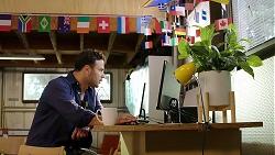 Rafael Humphreys in Neighbours Episode 7791