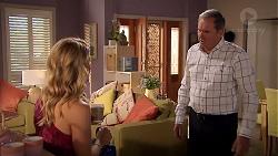 Izzy Hoyland, Karl Kennedy in Neighbours Episode 7791