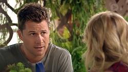 Mark Brennan, Izzy Hoyland in Neighbours Episode 7791