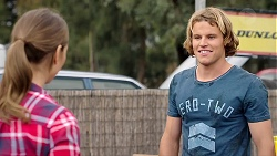 Amy Williams, Jayden Warley in Neighbours Episode 7792