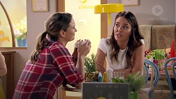 Amy Williams, Elly Conway in Neighbours Episode 7792