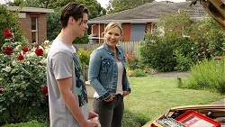 Ben Kirk, Steph Scully in Neighbours Episode 7792