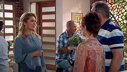 Izzy Hoyland, Susan Kennedy, Karl Kennedy in Neighbours Episode 7793