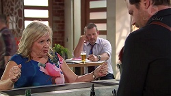 Sheila Canning, Toadie Rebecchi, Shane Rebecchi in Neighbours Episode 7793