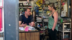 Dougal Kirk, Steph Scully in Neighbours Episode 7793