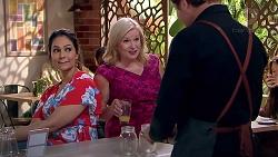 Dipi Rebecchi, Sheila Canning, Shane Rebecchi in Neighbours Episode 7794