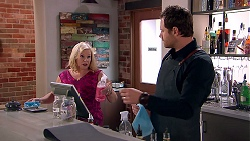Sheila Canning, Shane Rebecchi in Neighbours Episode 7794