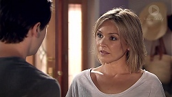 Ben Kirk, Steph Scully in Neighbours Episode 7794
