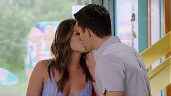 Paige Novak, Jack Callaghan in Neighbours Episode 7795