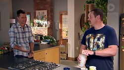 Mark Brennan, Toadie Rebecchi in Neighbours Episode 7795