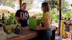 Toadie Rebecchi, Piper Willis in Neighbours Episode 7795