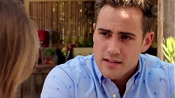 Aaron Brennan in Neighbours Episode 7795