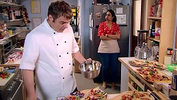 Gary Canning, Dipi Rebecchi in Neighbours Episode 7795