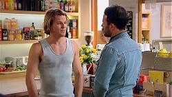 Jayden Warley, Rafael Humphreys in Neighbours Episode 7796