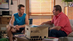 Mark Brennan, Toadie Rebecchi in Neighbours Episode 7796