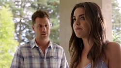 Mark Brennan, Paige Novak in Neighbours Episode 7796