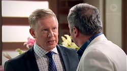 Clive Gibbons, Karl Kennedy in Neighbours Episode 7796