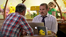 Karl Kennedy, Toadie Rebecchi in Neighbours Episode 7798