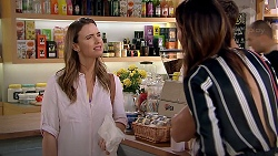 Amy Williams, Elly Conway in Neighbours Episode 7798
