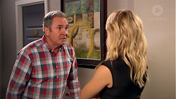 Karl Kennedy, Izzy Hoyland in Neighbours Episode 7799