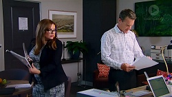 Terese Willis, Paul Robinson in Neighbours Episode 7800