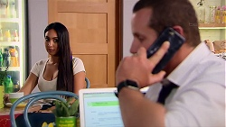 Mishti Sharma, Toadie Rebecchi in Neighbours Episode 7800