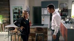 Piper Willis, Mark Brennan in Neighbours Episode 7800