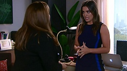 Terese Willis, Paige Novak in Neighbours Episode 7801