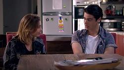 Piper Willis, Ben Kirk in Neighbours Episode 7801