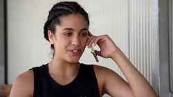 Yashvi Rebecchi in Neighbours Episode 7801