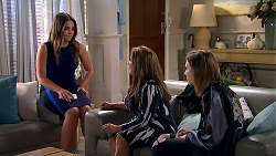 Paige Smith, Terese Willis, Piper Willis in Neighbours Episode 7801