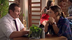 Toadie Rebecchi, Amy Williams in Neighbours Episode 7802