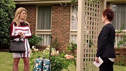 Izzy Hoyland, Susan Kennedy in Neighbours Episode 7802