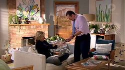 Steph Scully, Toadie Rebecchi in Neighbours Episode 7803