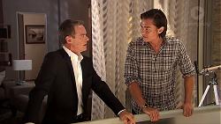 Paul Robinson, Leo Tanaka in Neighbours Episode 7804