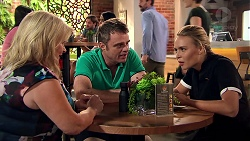 Sheila Canning, Gary Canning, Xanthe Canning in Neighbours Episode 7804