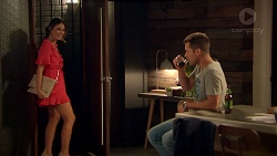 Elly Conway, Mark Brennan in Neighbours Episode 7804