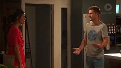 Elly Conway, Mark Brennan in Neighbours Episode 7805